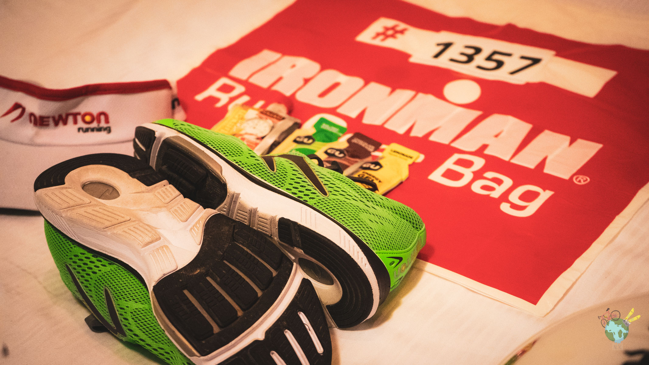run bag ironman italy