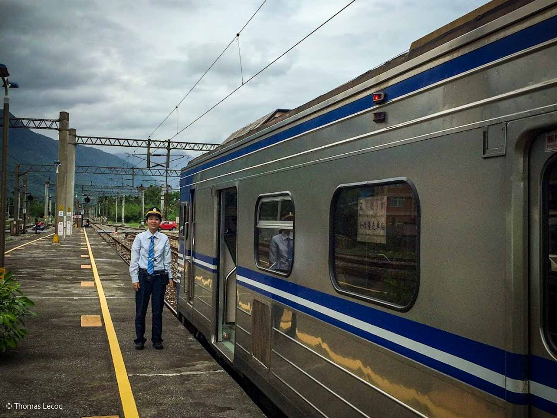 train hualien